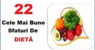 sfaturi in dieta